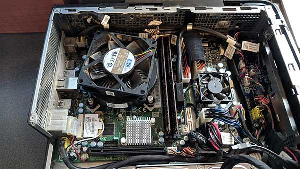 Alienware X51 motherboard replacement